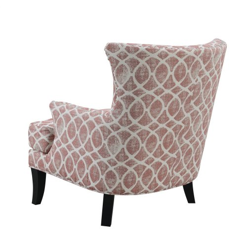 Emerald Home Blythe Accent Chair-rose Print-u3567-05-32