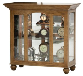 Single Arch, Side-Entry Console Curio