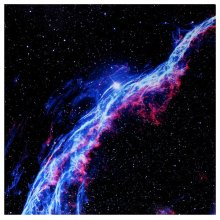 Witch s Broom Nebula