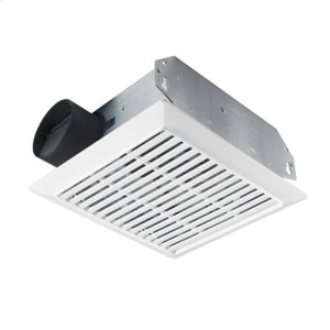 70 CFM Bath Ventilation Fan with White Grille Product Image