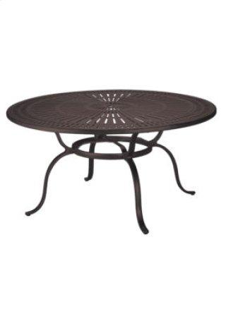 """Spectrum 49"""" Round KD Dining Umbrella Table"""