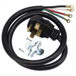 General ElectricGE(R) Range Power Cord Accessory (4 Prong, 4 Ft.)
