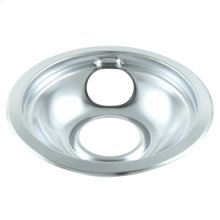 "8"" Burner Bowl - Chrome"