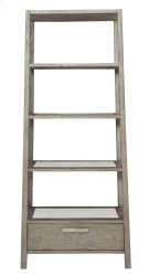 Chilton Etagere in Rustic Gray Product Image