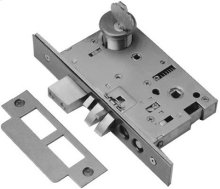 Mortise Lock for Handle Entry Sets