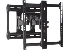 """All-Weather Full-Motion Wall Mount Dual extension arms for 42"""" - 84"""" flat-panel TVs - extends 20"""" / 52.07 cm"""
