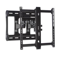 "All-Weather Full-Motion Wall Mount Dual extension arms for 42"" - 84"" flat-panel TVs - extends 20"" / 52.07 cm"