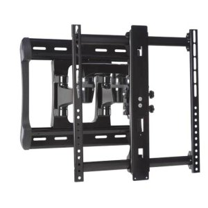 "SanusAll-Weather Full-Motion Wall Mount Dual extension arms for 42"" - 84"" flat-panel TVs - extends 20"" / 52.07 cm"