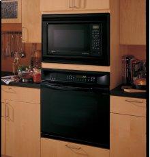 """27"""" Trim Kit for 1.6 Cu. Foot Countertop Microwave Models - Black"""