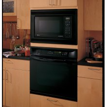 "27"" Trim Kit for 1.6 Cu. Foot Countertop Microwave Models - Black"