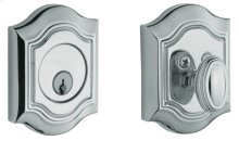 Polished Chrome Bethpage Deadbolt