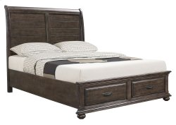 1026 Grayson Queen Storage Bed