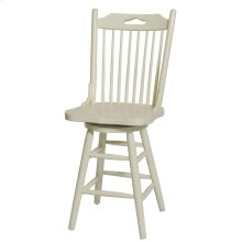 "Windswept Farmhouse 24"" Barstool (match WS001)"