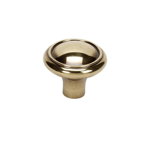 Classic Traditional Knob A1562 - Polished Antique