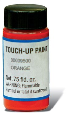 Orange Touch Up Paint