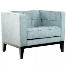 Roxbury Arm Chair In Spa Blue Fabric
