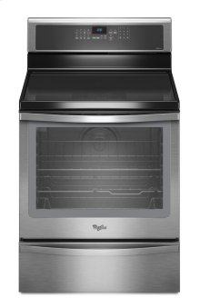 Gold® 6.2 cu. ft. Capacity Induction Range with True Convection Cooking System