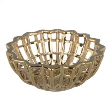 Manzu Decorative Bowl