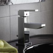 Times Square 1-Handle Monoblock Faucet - Polished Chrome