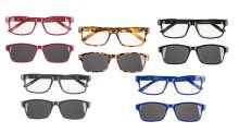 Readers w/ Magnetic Sunglasses (30 pc. ppk.)