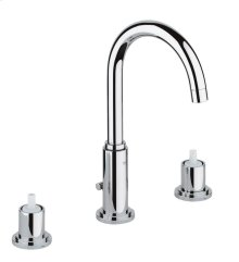 "Atrio 8"" Widespread Two-Handle Bathroom Faucet M-Size"