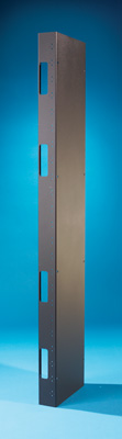 MM6 End Panel, for 7' rack with 16.25 channel depth