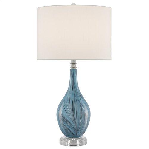 Lupo Aqua Table Lamp