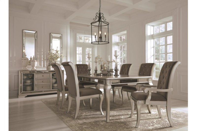 D48A In By Ashley Furniture In Orange CA Dining UPH Arm Chair Beauteous Arm Chair Dining Room Design