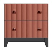 """24"""" 2-Drawer Nightstand Product Image"""