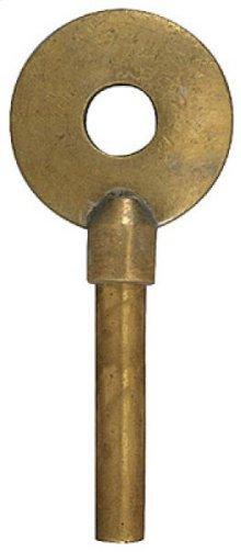 Key Head Bauhaus Style