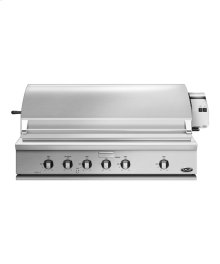 """48"""" All Grill for Built-In or On Cart Applications"""
