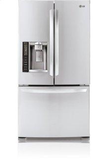 3-Door French Door Refrigerator with Ice and Water Dispenser