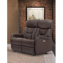 Easy Living Bonn Dual Reclining Loveseat with USB