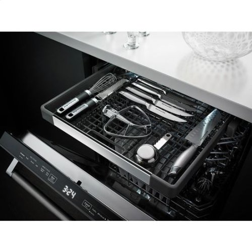 KitchenAid® 44 dBA Dishwasher with Panel-Ready Design - Panel Ready