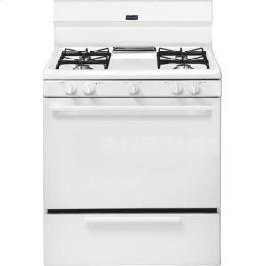 CrosleyCrosley Gas Range - White