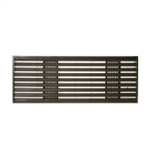 Zoneline Architectural Rear Grille - Maple