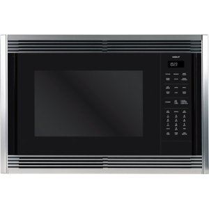 "WolfConvection Microwave 36"" Stainless Trim - L Series"