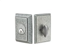 #3 Wrought Steel Deadbolt