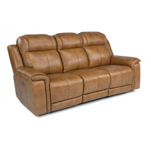 FlexsteelKingsley Power Reclining Sofa with Power Headrests