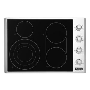 """VIKING30"""" Electric Radiant Cooktop"""