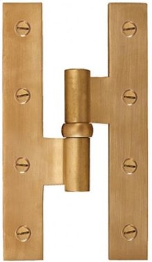 """Paumelle """"H"""" tipe Hinge-Ball Bearing-For finials"""