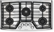 "DISPLAY - 36"" Gas Cooktop"