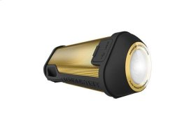 Monster® Firecracker High Definition Bluetooth Speaker - Gold