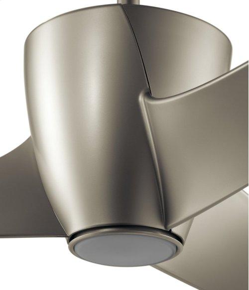 """Phree LED 56"""" Fan Brushed Nickel"""