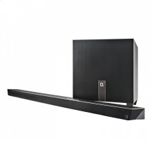 Ultra-Slim 3.1 Wireless Sound Bar & Music Streaming System