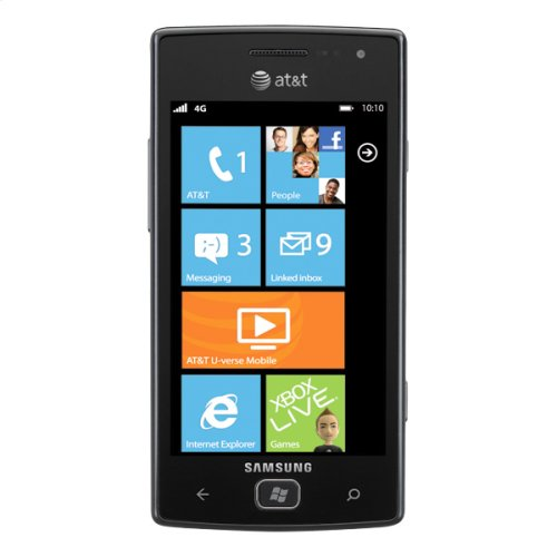 Samsung Focus Flash Windows Smartphone