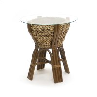 Maui Woven End Table Product Image
