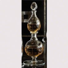 Small Double Decanter