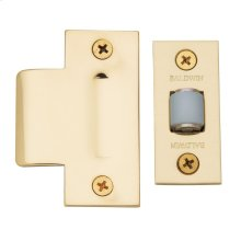 Polished Brass Adjustable Roller Latch