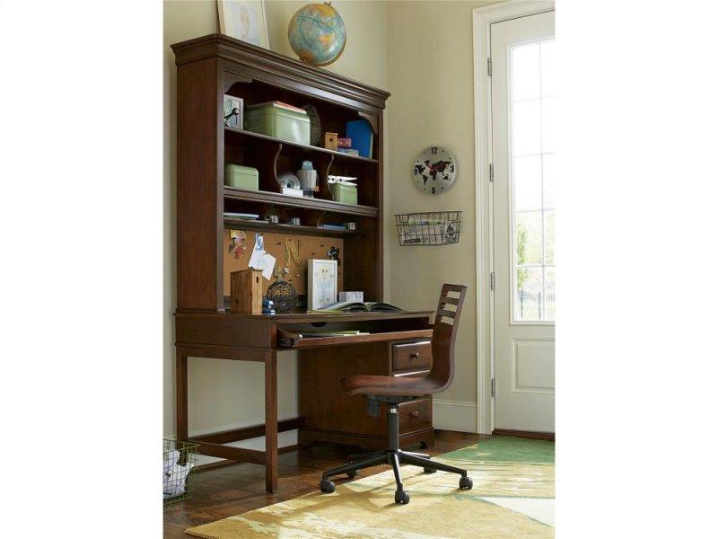 Desk Hutch Classic Cherry